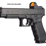 Back in Stock! Glock 35 Generation 4 Modular Optic System (MOS) 40 S&W 15 Rounds 3 Mags Adjustable Sights 5.3″ Modular Backstrap