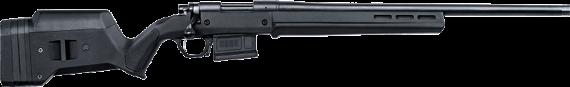 New 2017 Model! Remington 84295 700 Magpul Bolt Action Rifle, 6.5 Creedmoor, 22″ R5 Threaded Barrel, Black Cerakote Finish, Carbon Steel Barrel Action, X-Mark Pro Trigger, Magpul Hunter Stock with Magazine