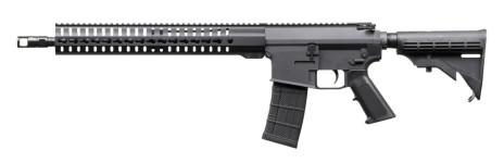 NEW MODEL! CMMG MkW ANVIL T – 458 SOCOM 10+1 16in – SLR adjustable gas block – Black