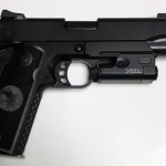 New! Nighthawk Custom Heinie Kestrel 9mm Threaded Barrel 4.25 in – Blackout Black – Thinned – Ambi – Rail with Surefire XC1