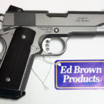 New Model! Ed Brown – COMPACT CUSTOM BUILD 45 ACP – Stainless Steel – Round Butt – Night Sights – Snakeskin – Recessed Slide Stop – Ambi Upgrade – 2 MAGS