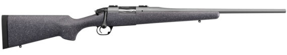 New! BERGARA BPR18-65F Premier MOUNTAIN RIFLE 6.5 Creedmoor 22 inches 4+1 Carbon Fiber Stock – SUB MOA
