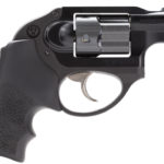 Ruger 5401 LCR DAO 38 Special+P 1.87 inches 5 rd Black Hogue Tamer Monogrip Grip – Black