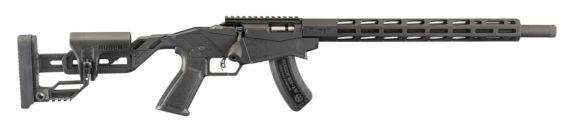 Back in Stock! Ruger Precision Rimfire 8402 – 17 HMR – 18in – Threaded Barrel – 15+1 – MLOK