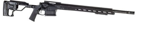 Back in Stock! Christensen Arms Modern Precision Rifle (MPR) 6.5 Creedmoor – Chassis – Carbon Fiber Wrapped SS Barrel 22″ with Muzzlebrake – Carbon Handguard – Adjustable Stock – AICS Magazine