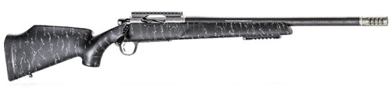 Back in Stock! Christensen Arms TRAVERSE 300 Win Mag 26in 3+1 Stainless Receiver with Rail – Carbon Fiber Wrapped Barrel – Threaded with Detachable Muzzlebreak – Black with Grey Webbing – SUB MOA