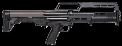 Back in Stock ! Kel-Tec KS7 Pump Action Shotgun 12 Gauge, 3in Chamber, 18.5in Barrel, Black Finish, Synthetic Stock, 6+1 Rd