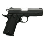 Back in Stock! Browning 051905492 1911-380 Compact Black Label SA 380 ACP 4.25″ 8+1 Black Synthetic Grip – Black