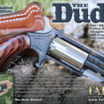 """New! North American Arms TALO """"The Dude"""" PUG 22 Magnum 5rd Case Hardened Frame Rosewood Grip Desantis Holster Limited Edition of 2,000"""