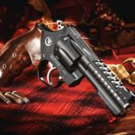 New! Korth – Nighthawk Ranger 4 inches 357 Magnum
