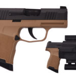 Back in Stock – Limited Edition!  Sig Sauer P365-9-BXR3-VP Lipsey's Exclusive Value Pack 9mm 3.1″ FDE Frame X-Ray Sights (1) 10rd. & (2) 12rd Magazines and Holster
