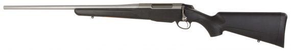 New! Tikka T3 JRTXB416 T3x Lite 308 Win 3+1 22.40″ Stainless Steel Black Synthetic Stock LEFT HAND