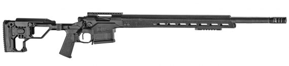 Back in Stock! Christensen Arms Modern Precision Rifle (MPR) 6.5 PRC – Chassis – Black Anodized Receiver – Carbon Fiber Wrapped SS Barrel 24in with Muzzlebrake – Carbon Handguard – Adjustable Stock – AICS Magazine