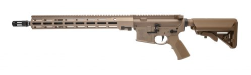 New! Geissele Automatics 08-188S Super Duty 556 NATO 16″ 30+1 Desert Dirt Finish B5 Enhanced Sopmod – MK16 Super Modular Rail (M-LOK)