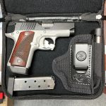 New for 2021 – Special Package! Kimber Micro 380 RTC Package – 380 ACP – 7+1 – TwoTone – Night Sights – Includes Holster/Mag holster combo and Three 7 Round magazines
