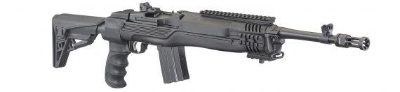 New Model! Ruger 5888 Mini-14 Tactical 223 Rem/5.56 NATO 16.12″ 20+1 Blued Strikeforce ATI 6 Position Stock Threaded Barrel