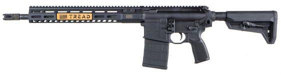 New Model! Sig Sauer R716I16BTRD 716i Tread 7.62x51mm NATO/308 Winchester 16″ 20+1 Black Hard Coat Anodized Adjustable Telescopic Stock MLOK Rail Black Polymer Grip