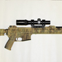 This custom AR-15 was upgraded for 3-gun competition with the best-of-class Schmidt and Bender 1-4x20 Short Dot CQB.