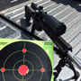 300 yards 3-shot group form a Wilson Super Sniper 308 with the Nightforce 3.5-15X50.